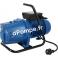 Pompe de Surface Ebara AGA/A 0.60 M GARDEN/I de 0,3 à 2,7 m3/h entre 37 et 16,5 m HMT Mono 230 V 0,44 kW avec Poignée et Interru
