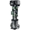 Pompe de Surface Dab NKVE 15/10-S T MCE de 8 à 24 m3/h entre 135 et 65 m HMT Tri 400 V 11 kW - dPompe.fr