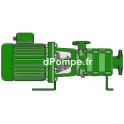 Pompe de Surface Caprari HFU35/2CD V301102T26V11601 de 18 à 54 m3/h entre 78,2 et 42,8 m HMT Tri 400 700 V 11 kW - dPompe.fr