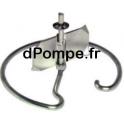 Hélice pour Coupleur API Liquide - dPompe.fr