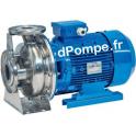 Pompe de Surface Speroni CX 50-125/4 Inox de 18 à 66 m3/h entre 27 et 17 m HMT Tri 400 V 4 kW - dPompe.fr