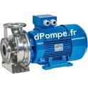 Pompe de Surface Speroni CX 65-125/7.5 Inox de 48 à 120 m3/h entre 26 et 16 m HMT Tri 400 V 7,5 kW - dPompe.fr