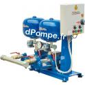 Surpresseur Speroni 2 RSM 5 de 1,5 à 10,7 m3/h entre 60 et 23 m HMT Mono 230 V 2 x 1,1 kW - dPompe.fr