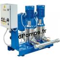 Surpresseur Speroni 2 VS 32-4 de 16 à 80 m3/h entre 75 et 36 m HMT Tri 400 V 2 x 7,5 kW - dPompe.fr