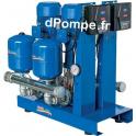 Surpresseur Speroni PRESS2 RV 50 de 5 à 19 m3/h entre 57 et 20 m HMT Tri 400 V 1,9 kW - dPompe.fr