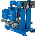 Surpresseur Speroni PRESS2 VS 8-6 de 4 à 22 m3/h entre 63 et 45 m HMT Tri 400 V 2,2 kW - dPompe.fr