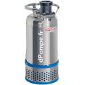 Pompe de Relevage Speroni ASM 520 M de 6 à 30 m3/h entre 16 et 8 m HMT Mono 230 V 1,5 kW - dPompe.fr