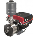 Surpresseur Grundfos CMBE Booster 3-62 de 0,5 à 5,6 m3/h entre 65 et 30 m HMT Mono 220 240 V 1,1 kW - dPompe.fr