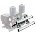 """Kit Collecteur Aspiration / Refoulement 1""""1/4 (33 x 42) pour Surpresseur Grundfos CMBE Twin - dPompe.fr"""