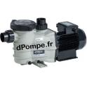 Pompe de Piscine Kripsol SII 8M de 8 m3/h Mono 230 V 0,25 kW - dPompe.fr