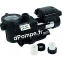 Pompe de Piscine Sta-Rite SUPERMAX S5P1RVS à Vitesse Variable de 3 à 22 m3/h entre 22,7 et 6,5 m HMT Mono 230 V 1,1 kW - dPompe.