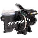 Pompe de Piscine Sta-Rite S5P2R VS2 à Vitesse Variable de 3 à 27 m3/h entre 26 et 7,5 m HMT Mono 230 V 1,1 kW - dPompe.fr