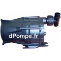 Pompe de Soufflage BLOWER Résidentiel ASD 700 W 54 m3/h max à 80 mbar Mono 230 V - dPompe.fr