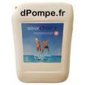 Produit BIO-UV Choc Oxydant Peroxyde d'Hydrogène, Bactéricide, Virucide et Algicide Bidon de 10 L - dPompe.fr