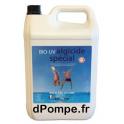 Produit BIO-UV Algicide Spécial Bidon de 5 L (1 litre par 10 m3) - dPompe.fr