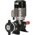 Pompe Doseuse ITC DOSTEC 40 144 l/h 8 bar Tri 400 V 0,37 kW - dPompe.fr