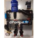 Kit Fleurissement Pompe Doseuse Dosatron sur Platine 24 volts de 10 à 2500 l/h - dPompe.fr