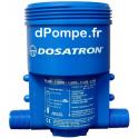 Corps Équipé + Joints Pompe Doseuse Dosatron D3 GL2, D3 GL5, D3 GL10 et D30GL02 - dPompe.fr
