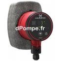 Circulateur à Vitesse Variable et Bluetooth Grundfos ALPHA3 25-40 130 de 0,35 à 2,6 m3/h entre 4 et 0,8 m HMT Mono 230 V 3 à 18