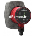 Circulateur à Vitesse Variable et Bluetooth Grundfos ALPHA3 25-60 130 de 0,6 à 3,4 m3/h entre 6 et 1 m HMT Mono 230 V 3 à 34 W -