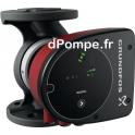 Circulateur Électronique Grundfos MAGNA1 40-60 F à Brides de 6,5 à 17 m3/h entre 5,5 et 1,5 m HMT Mono 230 V 194 W - dPompe.fr