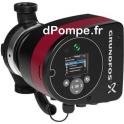 """Circulateur Électronique Grundfos MAGNA3 25-40 Fileté 1""""1/2 de 2,3 à 7,2 m3/h entre 4 et 0,7 m HMT Mono 230 V 50 W - dPompe.fr"""