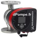 Circulateur Électronique Inox Grundfos MAGNA3 40-40 F N à Brides de 4 à 13 m3/h entre 4 et 1 m HMT Mono 230 V 98 W - dPompe.fr
