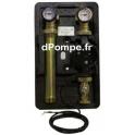 Kit Chaudière Grundfos BOILER KIT 2V ALPHA1 25-40 de 0,47 à 2,86 m3/h entre 4,4 et 0,8 m HMT Mono 230 V 4 à 25 W - dPompe.fr