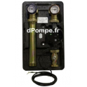 Kit Chaudière Grundfos BOILER KIT 2V ALPHA2 25-60 de 0,65 à 3,4 m3/h entre 6 et 1 m HMT Mono 230 V 3 à 34 W - dPompe.fr