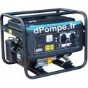 Groupe Électrogène ACCESS 2200 XL Essence Monophasé 2,7 kVA 2,2 kW - dPompe.fr