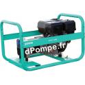 Groupe Électrogène ACCESS 5000 + DIFF Essence Monophasé 6,8 kVA 5,4 kW - dPompe.fr