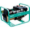 Groupe Électrogène EXPERT 4010 X + DIFF Essence Monophasé 4,1 kVA 3,3 kW - dPompe.fr