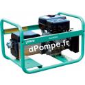 Groupe Électrogène EXPERT 6510 X + DIFF Essence Monophasé 7,4 kVA 5,9 kW - dPompe.fr