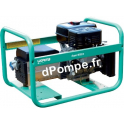 Groupe Électrogène EXPERT 6510 X + DIFF et AVR Essence Monophasé 7,4 kVA 5,9 kW - dPompe.fr