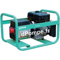 Groupe Électrogène TRISTAR 8510 EX + DIFF et DE Essence Triphasé 9 kVA 7,2 kW - dPompe.fr