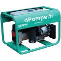 Groupe Électrogène TRISTAR 8510 MTXL27 EX + DIFF Essence Triphasé 9 kVA 7,2 kW - dPompe.fr