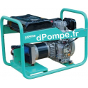 Groupe Électrogène MASTER 6010 DTXL15 YN DE Diesel Monophasé 6,5 kVA 5,2 kW - dPompe.fr