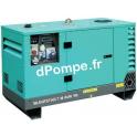 Groupe Électrogène SILENTSTAR 7 M AVR YN Diesel Monophasé 6,9 kVA 5,5 kW - dPompe.fr