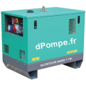 Groupe Électrogène SILENTSTAR 6500D T YN Diesel Triphasé 6,5 kVA 5,2 kW - dPompe.fr