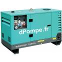 Groupe Électrogène SILENTSTAR 7 T AVR YN Diesel Triphasé 7,6 kVA 6,1 kW - dPompe.fr