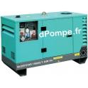 Groupe Électrogène SILENTSTAR 13000D T AVR YN Diesel Triphasé 14,3 kVA 11,4 kW - dPompe.fr