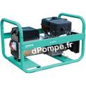 Groupe de Soudage ARC 220 EX + DIFF Essence Triphasé 8 kVA 6,5 kW - dPompe.fr