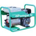 Groupe de Soudage ARC 180 DXL15 YN DE + DIFF Diesel Triphasé 5,9 kVA 4,7 kW - dPompe.fr