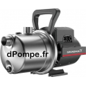 Pompe de Surface Grundfos JP 3-42 de 0,5 à 3,25 m3/h entre 30 et 0,1 m HMT Mono 220 240 V 0,72 kW - dPompe.fr