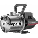 Pompe de Surface Grundfos JP 4-47 de 0,5 à 4,5 m3/h entre 33 et 0,2 m HMT Mono 220 240 V 0,85 kW - dPompe.fr
