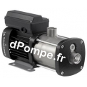 Pompe de Surface Grundfos CM-G 1-7 Inox 316 de 0,7 à 2,5 m3/h entre 58 et 23 m HMT Tri 380 415 V 0,65 kW - dPompe.fr