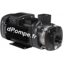Pompe de Surface Grundfos CM-A 1-3 Inox 304 de 0,7 à 2,5 m3/h entre 25 et 10 m HMT Tri 380-415 V 0,46 kW