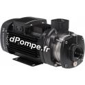 Pompe de Surface Grundfos CM-A 3-4 Inox 304 de 0,8 à 4,3 m3/h entre 36 et 18 m HMT Tri 380-415 V 0,46 kW