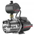 Surpresseur Grundfos JP 4-54 PM1-1.5 de 0,5 à 4,5 m3/h entre 41 et 0,2 m HMT Mono 220 240 V 1,13 kW - dPompe.fr