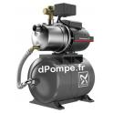 Surpresseur Grundfos JP 4-47 PT 20L de 0,5 à 4,5 m3/h entre 33 et 0,2 m HMT Mono 220 240 V 0,85 kW - dPompe.fr